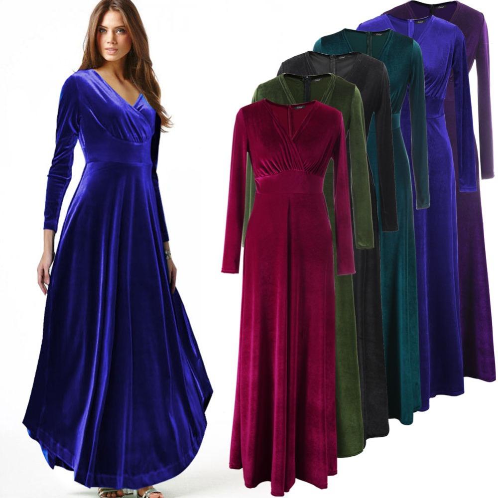 Evening Dresses For Muslim Ladies