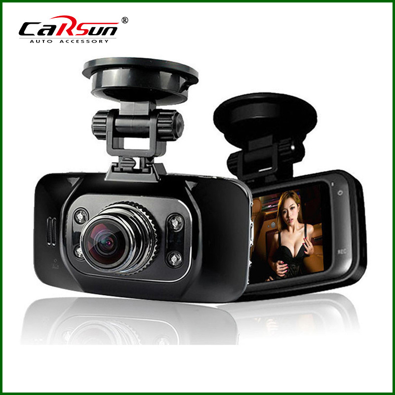 GS8000L Car Camera Car Video Recorder with FHD 1920*1080P 25FPS 2.7 inch DVR TFT Screen Registrator for Car Freeshipping<br><br>Aliexpress