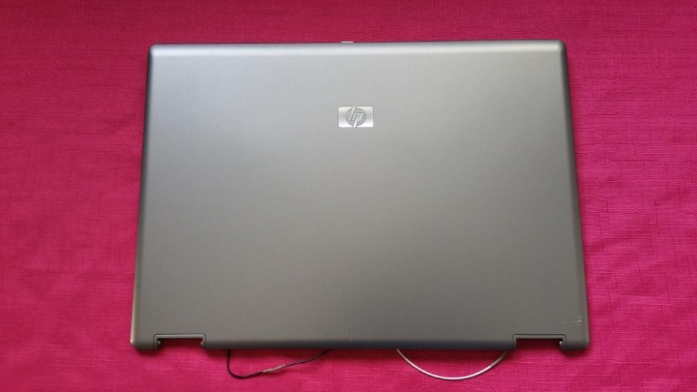 For HP Compaq 6530b 6535b Lcd cover lid 486770-001 6070B0233301 Used 14.1 inch(China (Mainland))