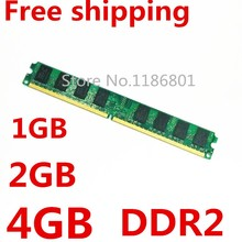 New Sealed DDR2 800 Mhz/ 667Mhz/ 533Mhz PC2 6400 1GB/2GB for Desktop RAM Memory / Free Shipping!