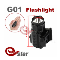 Hot Sale TrustFire G01 CREE LED Tactical Lights Gun Flashlight 2-Mode 600LM Torch Light