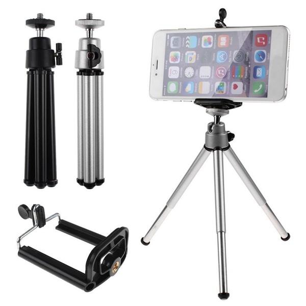 Universal Rotating Portable Mini Tripod Stand Holder Camera Cell Phone Universal Rotating supplies accessories(China (Mainland))