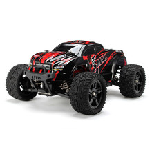 Buy 2017 New 40KM/H RC high speed Car 1/16 Proportionl 2.4G 4WD remote control Off-Road Monster Truck Electric Power toy vs 94107PRo for $87.00 in AliExpress store