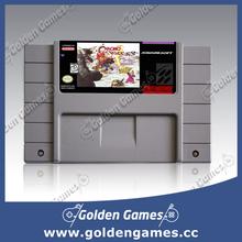 Chrono Trigger  USA Version 16 bit  Big Gray Game Card For NTSC Game Player(China (Mainland))