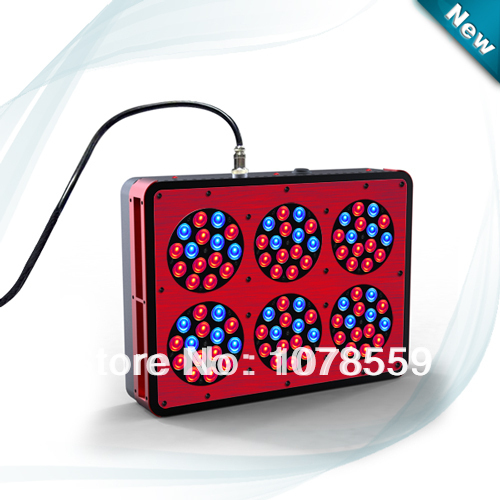 270W  LED Grow Light Greenhouse Garden  Plant Grow Lamp Panel Indoor Hydroponic  Hydro Flowering Light 630nm:460nm=12:3(China (Mainland))