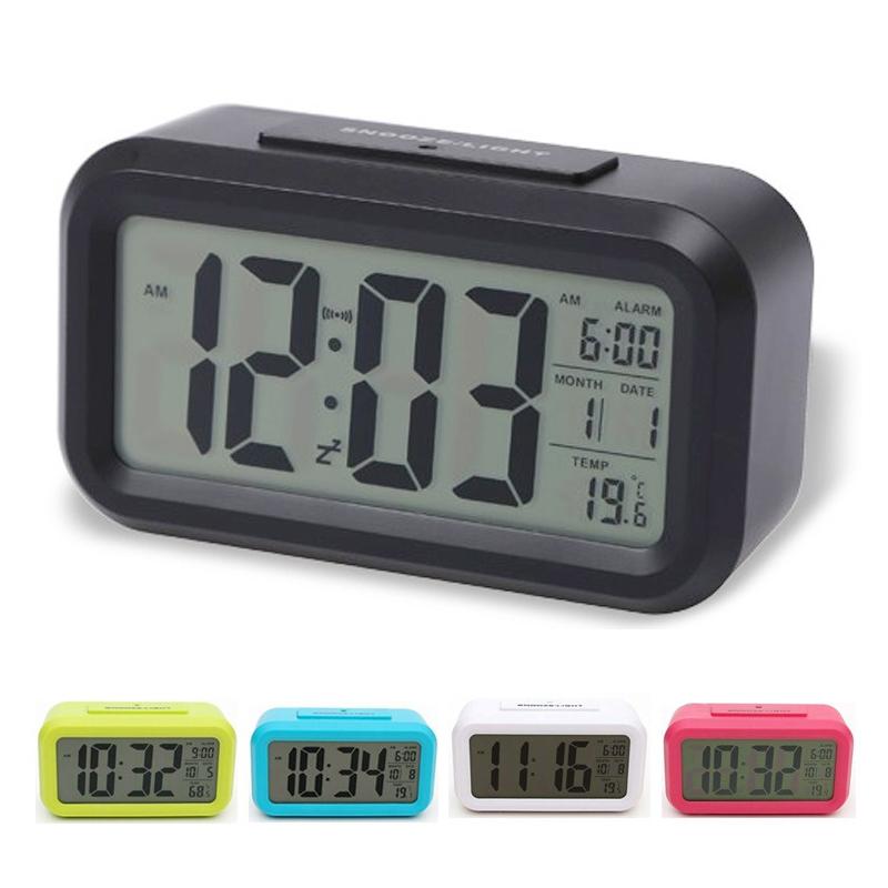 Digital Clock Display For Desktop