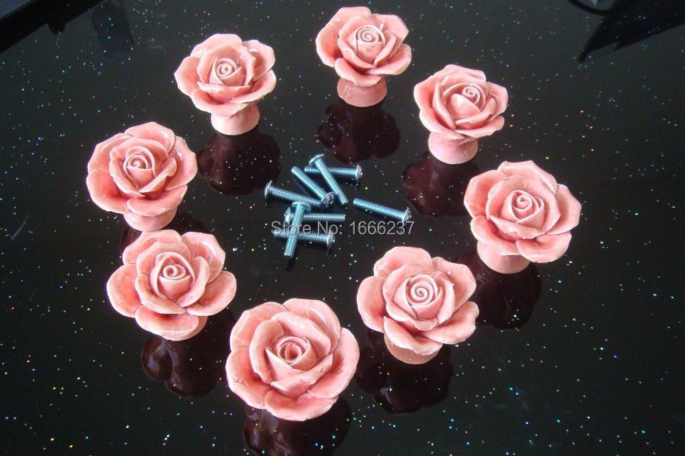 Roze deurknoppen promotie winkel voor promoties roze for Ladeblok roze