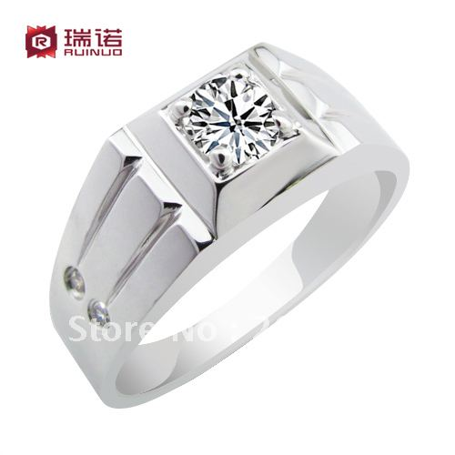 Free shipping 925 pure silver male ring fashion male finger ring fashion accessories<br><br>Aliexpress