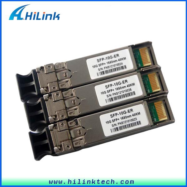 Hot ! Cisco compatible SFP+ 10G 1550nm 40KM LC optical module with DDM(China (Mainland))