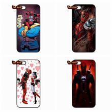 For Blackberry Z10 Q10 HTC Desire 816 820 One X S M7 M8 Mini M9 A9 Plus Movie Knife Deadpool hero Plastic Cover Case(China (Mainland))