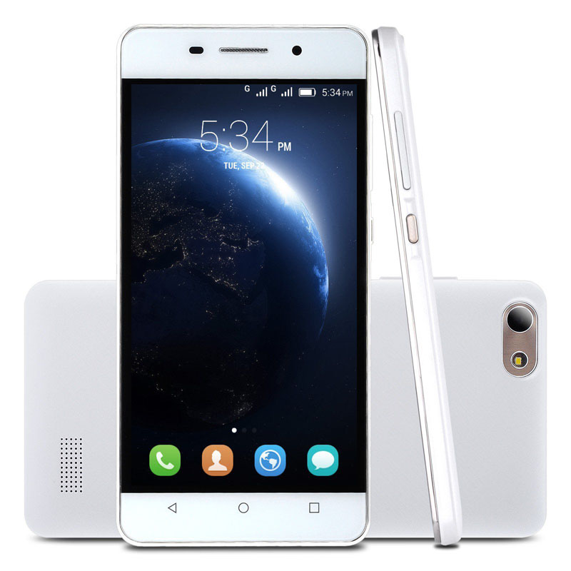 """5"""" Android 4.4 Smartphone Dual SIM Unlocked 3G GSM GPS Best Android Cell Phone(China (Mainland))"""