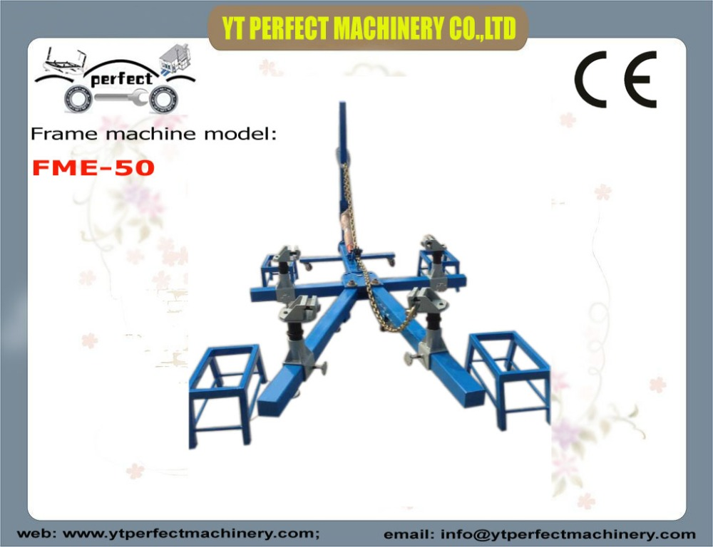 autobody frame machine