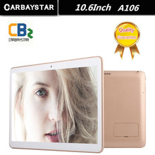 A106 10.6 inch Original 3G Phone Dual SIM card Android 5.1 Octa Core CE Brand WiFi GPS FM Tablet pc 4GB+64GB 5MP Tablet Pc(China (Mainland))