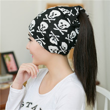 New arrival 2 Use Cap Knitted Scarf & Winter Hats for Women Letter Beanies Women Hip-hot Skullies girls Gorros women Beanies(China (Mainland))