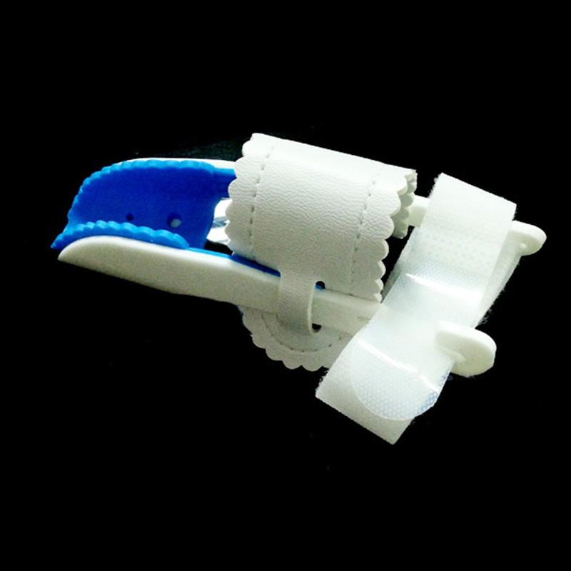 Aparelhos ortopédicos Toe correção de hálux valgo joanete noite de pé Corrector pen boa noite de osso grande # FM0135