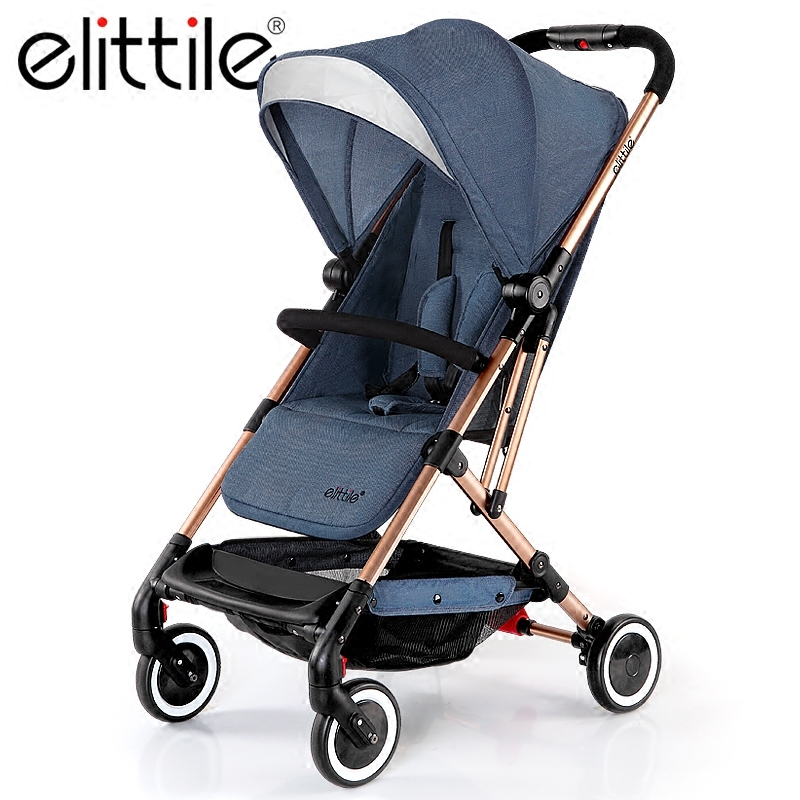 Baby Stroller Pram Stroller Ultra Portable Baby Umbrella Baby Car Foldable Wheelchairs Poussette Baby Carriage 3 in 1 Stroller(China (Mainland))
