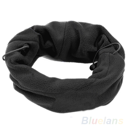 Thermal Fleece Balaclava Hood Police Swat Ski Bike Wind Winter Stopper Face Mask For Skullies Beanies