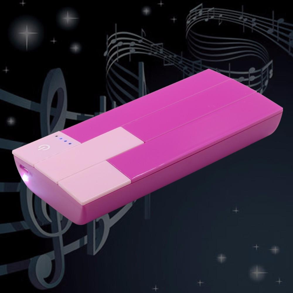 ถูก YFW 12000มิลลิแอมป์ชั่วโมงเปียโนธนาคารอำนาจ18650แฟชั่นการออกแบบแบบพกพาชาร์จชุดแบตเตอรี่ภายนอกสำหรับiPhone 6วินาทีXiaomi MP3แท็บเล็ต