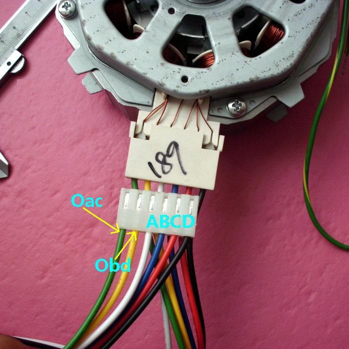 Провод для шагового двигателя 180