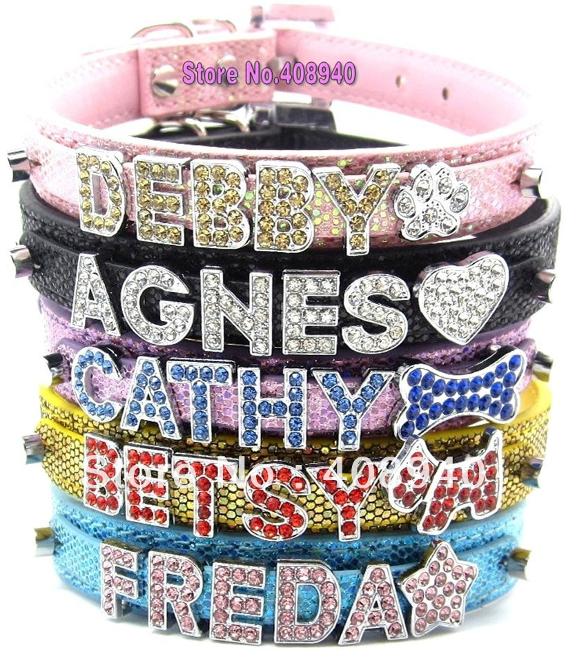 Country Bling Dog Collars