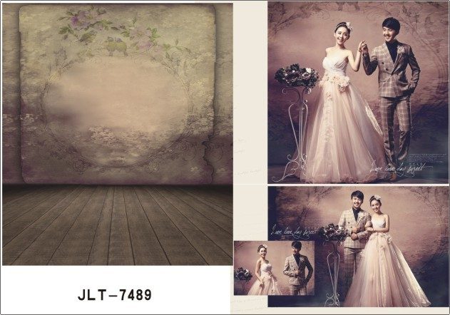 200cm*300cm Vinyl Backdrops Photography Wedding Photo Background Studio Prop JL-7489