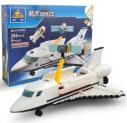 Banbao RC Train 8221 Remote Control Building Block Sets 662pcs Educational Jigsaw DIY Construction Bricks toys for children