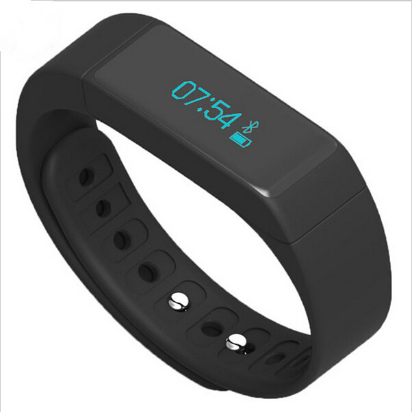 Original iwown i5 Plus Smart Bracelet Wristband Bluetooth 4.0 Waterproof IP68 Smartband Smart Band Sleep Monitor<br><br>Aliexpress