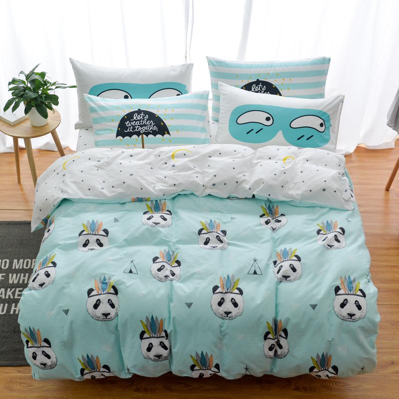 achetez en gros hibou couette ensemble en ligne des grossistes hibou couette ensemble chinois. Black Bedroom Furniture Sets. Home Design Ideas