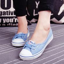SAGEL Hot Sales Women canvas shoes Fashion women shoes Brand Women Flats casual shoes women summer