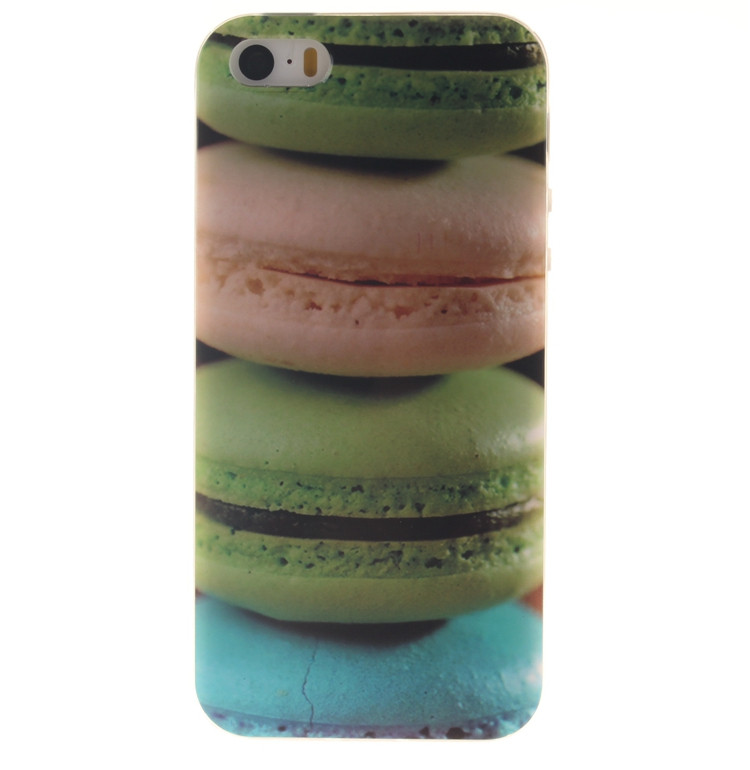 Ultra Thin Cute Panda Soft TPU Fundas For Apple iPhone 5 5S Case luxury Silicone Back Cover for iPhone 5S 5 Coque Fundas