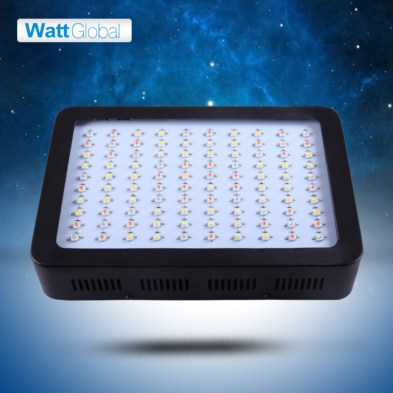 led grow lights 300w For Medical Plant Grow Greenhouse Plant Light hydroponic growing light free Shipping(China (Mainland))