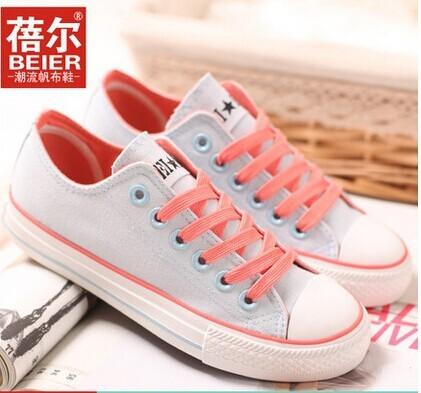 Бесплатная доставка лето высокое качество низкой холст обувь дышащая плоским дном ...