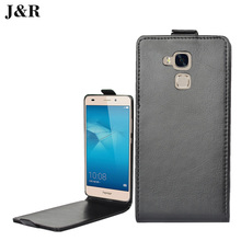 Cover Huawei Honor 5C Case PU Leather Flip Vertical Phone Bag JR Brand 9 Colors Fundas - ShenZhen J&R Technology Co.,Ltd. store