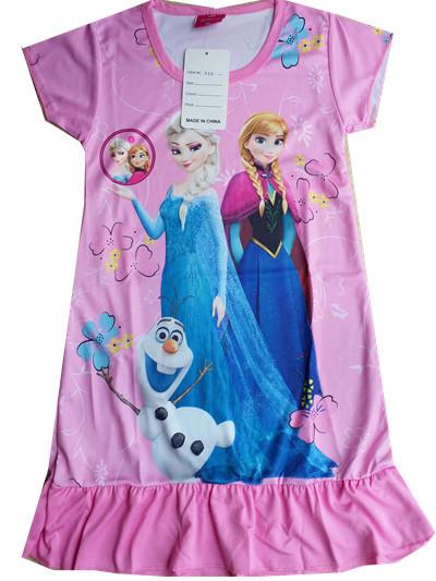 Ночная рубашка для девочек Other 2015 Shuiqun 310.307