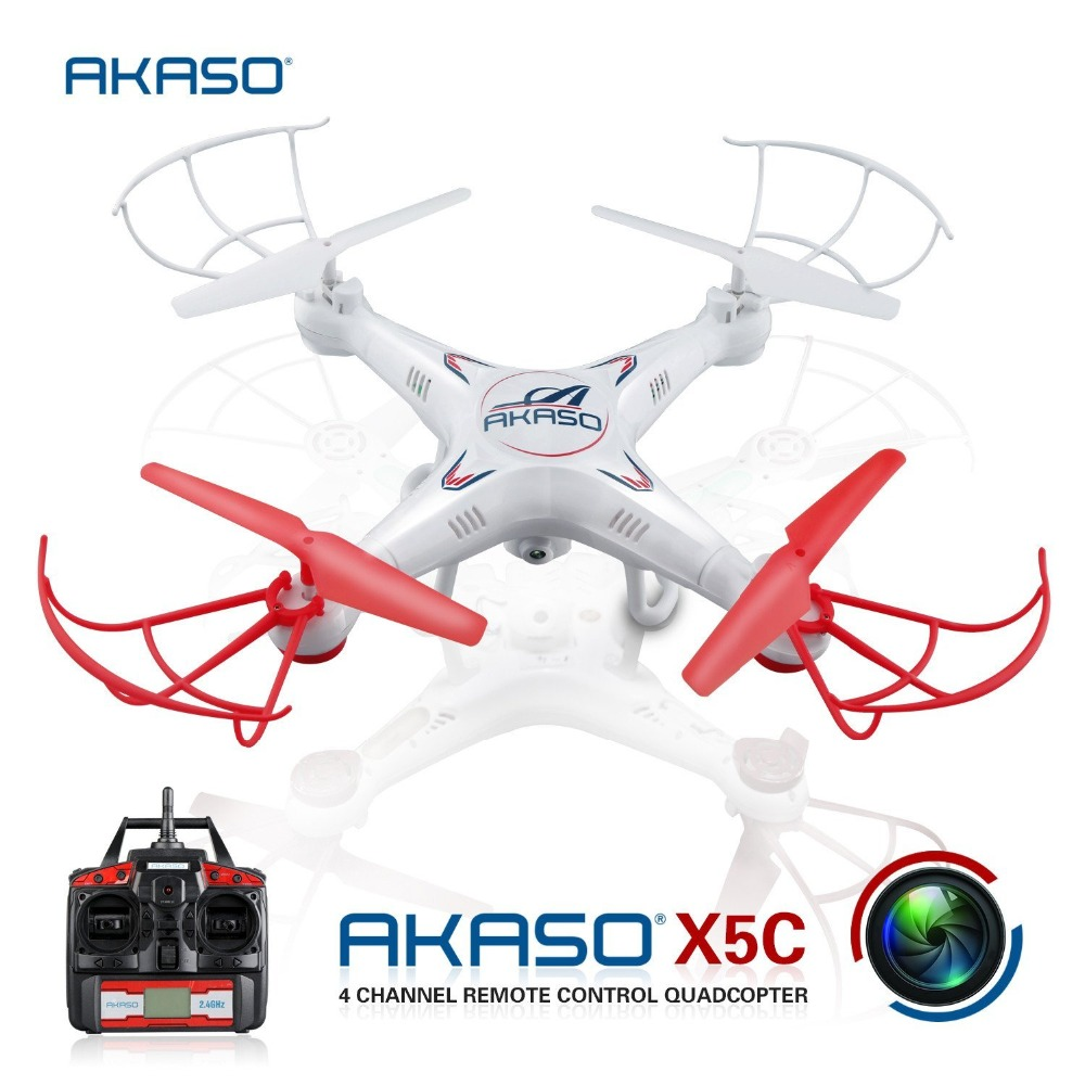 Akaso X5C Dron Rc Planes Ufo Quadcopter with Camera Hd Remote Control Drone Fpv Uav Professional Helicopter aircraft(China (Mainland))