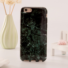 6 Plus / 6S Plus Case Fashion Marble Phone Case Smooth TPU Back Cover For iPhone6 6S Plus 5.5 Ultrathin Stylish Soft Cases Cover