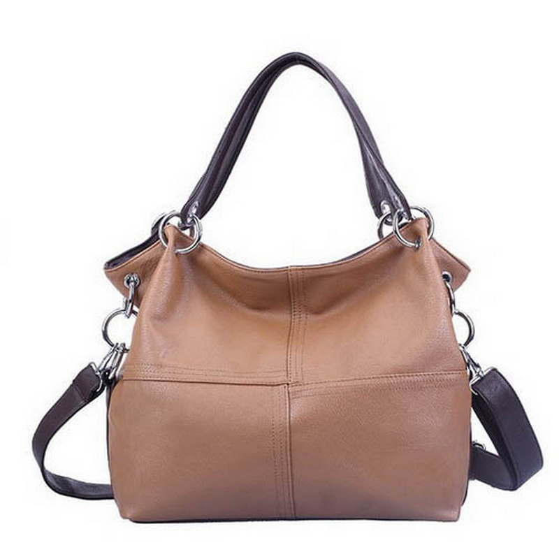 Hot 2015 Versatile Handbag Soft Offer PU Leather Handbag Women Messenger Crossbody Bags Top-Handle Women Shoulder Bag(China (Mainland))