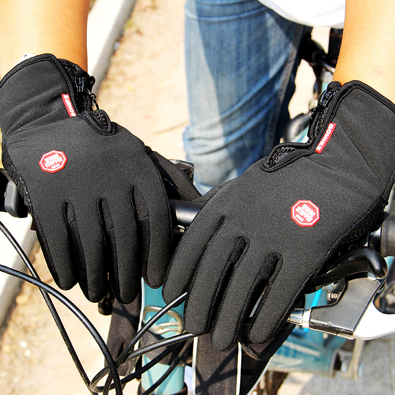 Winter Warm Gloves Outdoor Sports Windstopper Gloves Windproof Bicycle Cycling Hiking Military Motorcycle Riding Skiing<br><br>Aliexpress