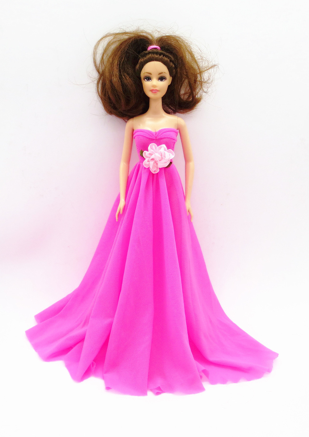Handmade for barbie doll clothes dress the best christmas gift baby