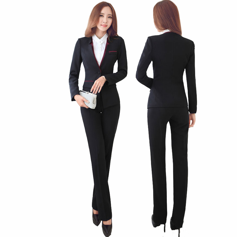 Model Online Buy Wholesale Ladies Pants Suits From China Ladies Pants Suits