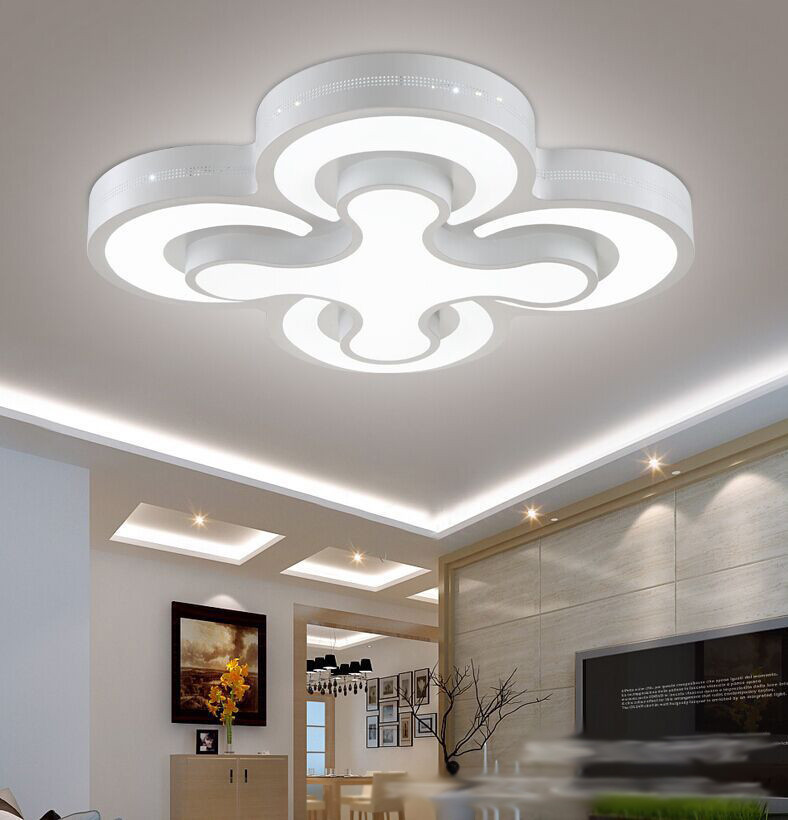 Led Ceiling Lights For Kitchens : Aliexpress buy modern led ceiling lights w bedroom