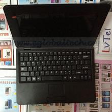 "None Free Ship 10"" Mini Notebook Laptop WIFI VIA8850 1.5GHz CPU, 0.3M Camera Android 4.1/ WindowsCE 7.0 Cheap Notebook Computer(China (Mainland))"