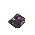 Trendy Printing Small Wallet Women Japan And Korean Style Bi fold Coin Purse Ladies Lovely Simple