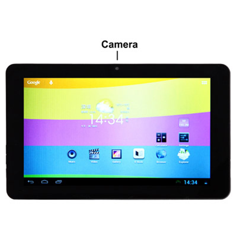 Original Vido N12 7 0 inch 1024 x 600 Capacitive Screen Android 4 1 Tablet PC
