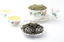 250g New Arrival Spring Dragon Pearl Jasmine Green Tea Jasmine Dragon Ball Tea