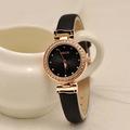 2016 New Arrival Brand KEZZI Sun Pattern Rhinestone Ladies wristwatch Ladie Temperament Wilds Watches Quartz Watches
