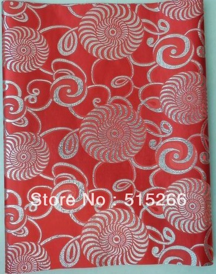 Free Shipping by DHL,african headties, High quality embroidery headtie,  5 bags/set(2pcs/bag),sego 000HT0061red