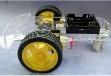 5sets Motor Smart Robot Car Chassis /Tracing car box Kit Speed Encoder chassis - Keyan Technology Co.,Ltd store