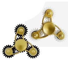 Buy New 2017 Tri-Spinner Fidget High-Speed Hand Spinner Triangle Plastic ABS Steel Balls Bearing Finger Fidget Toy Anti Stress for $2.58 in AliExpress store