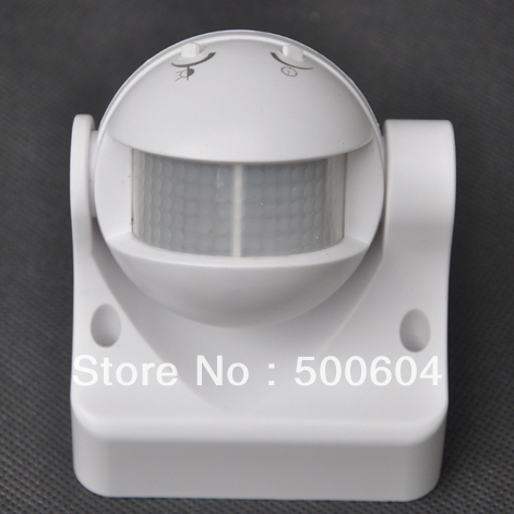 Wall Motion Sensor Light Switch: Switch Payment Picture More Detailed About Ac220v. Max 30 Minutes Delay Wall  Mount Motion Sensor Automatic Pir Infrared Light ...,Lighting
